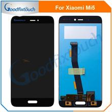 For Xiaomi Mi5 M5 mi 5 Black white gold NEW Full LCD Display Touch Screen Digitizer Assembly Replacement Parts(China)