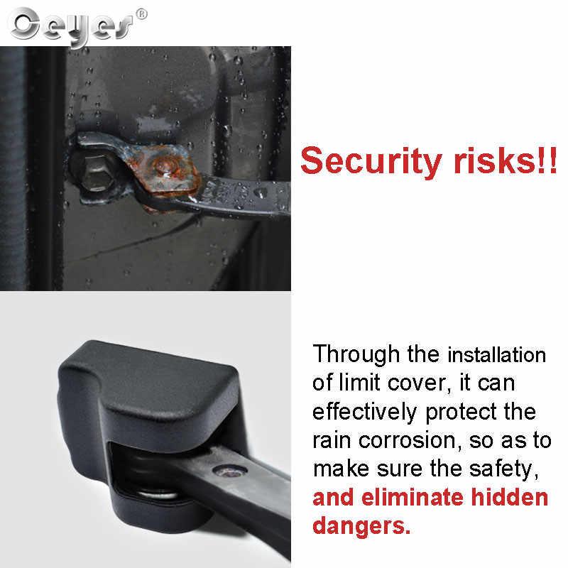 Küpler korumak korozyon önlemek aksesuarları Sticker için Chevrolet Cruze Lacetti Aveo Sonic Tracker Trax 2013 araba Styling