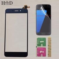 Pantalla táctil móvil para HuaWei Honor 6C Pro JMM-L22 Sensor de Panel de Digitalizador de pantalla táctil de cristal frontal