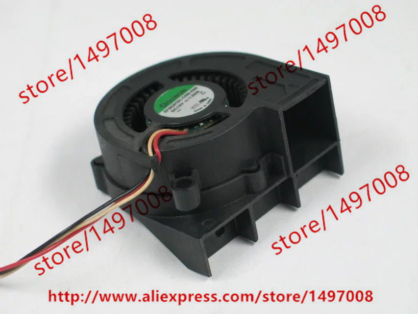 цена на Free Shipping For SUNON EF50201S1-C000-G99 DC 12V 1.02W 3-wire 3-pin connector 60mm 50x50x20mm Server Blower Cooling fan