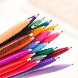 36 cores gel caneta guangna mais caneta papelaria coreano canetas papelaria zakka presente material de escritório escolar escolar suprimentos 3000
