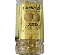Free Shipping 500pcs Garlic Oil Boosts Immunity Improves Cardiovascular Health Lowers Bad Cholesterol Treats Acne