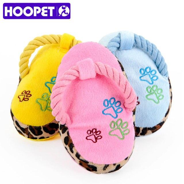 HOOPET Cani Giocattolo Dell'animale Domestico Blu Puppy Chew Giocare Carino Pelu