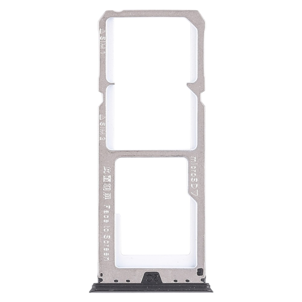US $1 53 21% OFF For OPPO A83 SIM Card Tray for OPPO A83 Miscro SD TF Card  Tray SIM Card Slot SIM Card Holder Adapter-in SIM Card Adapters from