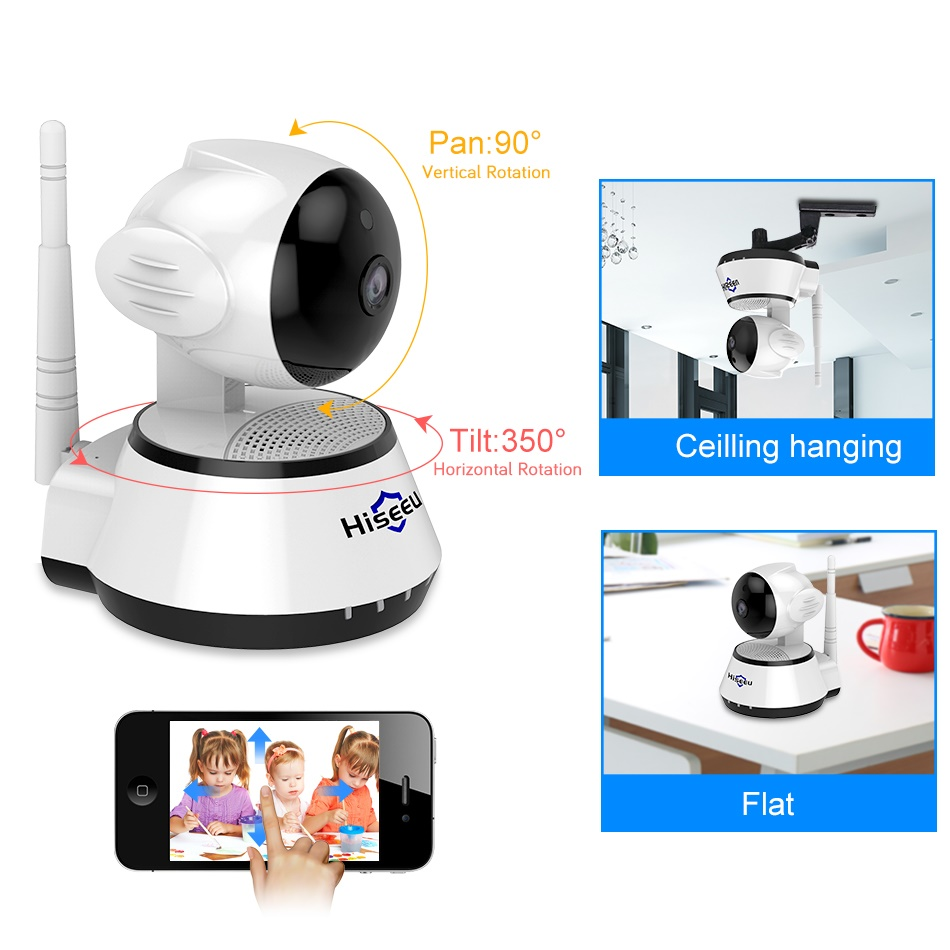 IP Camera Wi-Fi Wireless Wifi Security CCTV Camera 720P Night Vision P2P Onvif Motion Detection Surveillance Camara Baby Monitor seven promise 720p bullet ip camera wifi 1 0mp motion detection outdoor waterproof mini white cctv surveillance security cctv