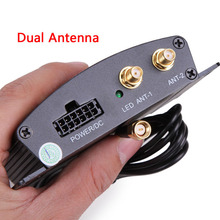 Hotaudio High Speed HD Auto TV Tuner Mobile DVB-T T2 MPEG-4 Digital TV Receiver Box