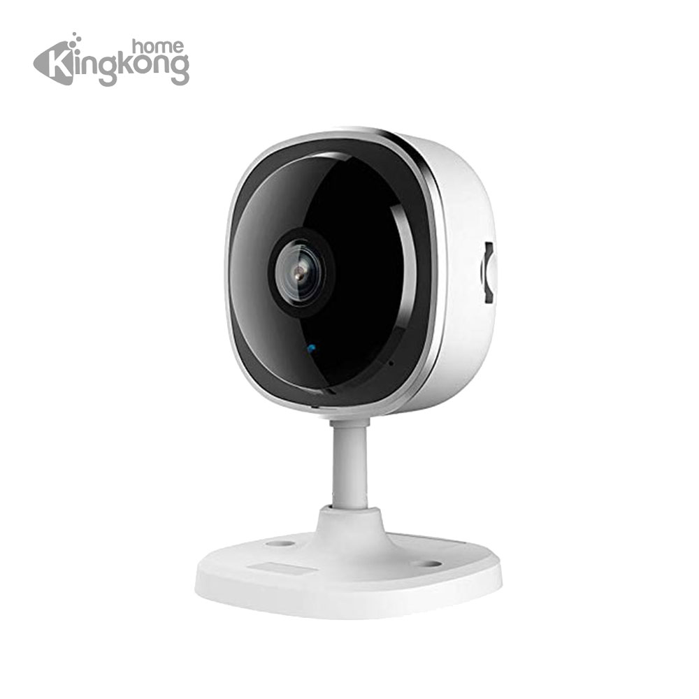 Kingkonghome HD 1080P Fisheye WiFi Mini Wireless Camera IP Wide Angle CCTV Home Security IR font