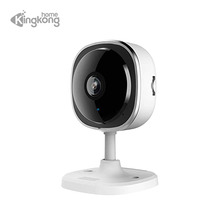 Kingkonghome HD 1080P Fisheye WiFi Mini Wireless Camera IP Wide Angle CCTV Home Security IR Night Vision IP Cameras Baby Monitor