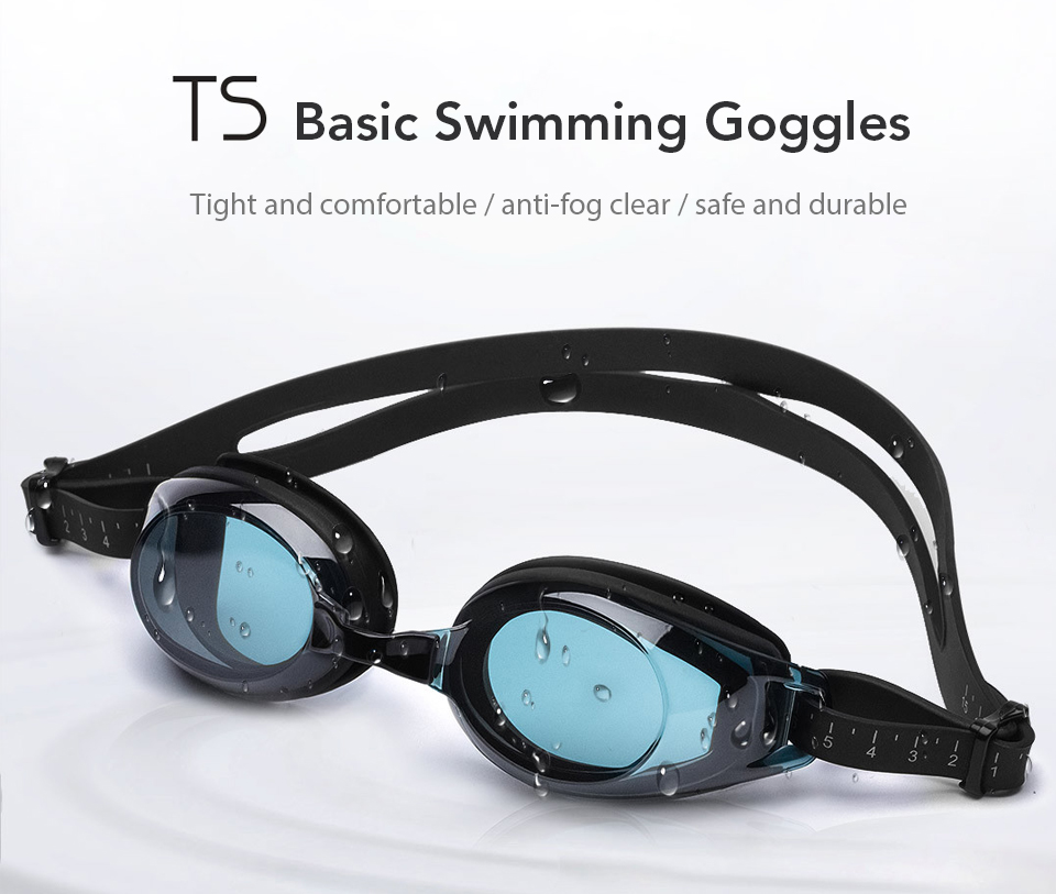 Xiaomi Mijia Turok Steinhardt TS Adult Swimming Goggles Ergonomic Anti-fog Coating Lens Waterproof Swim Wide Angle Safety Goggle (1)