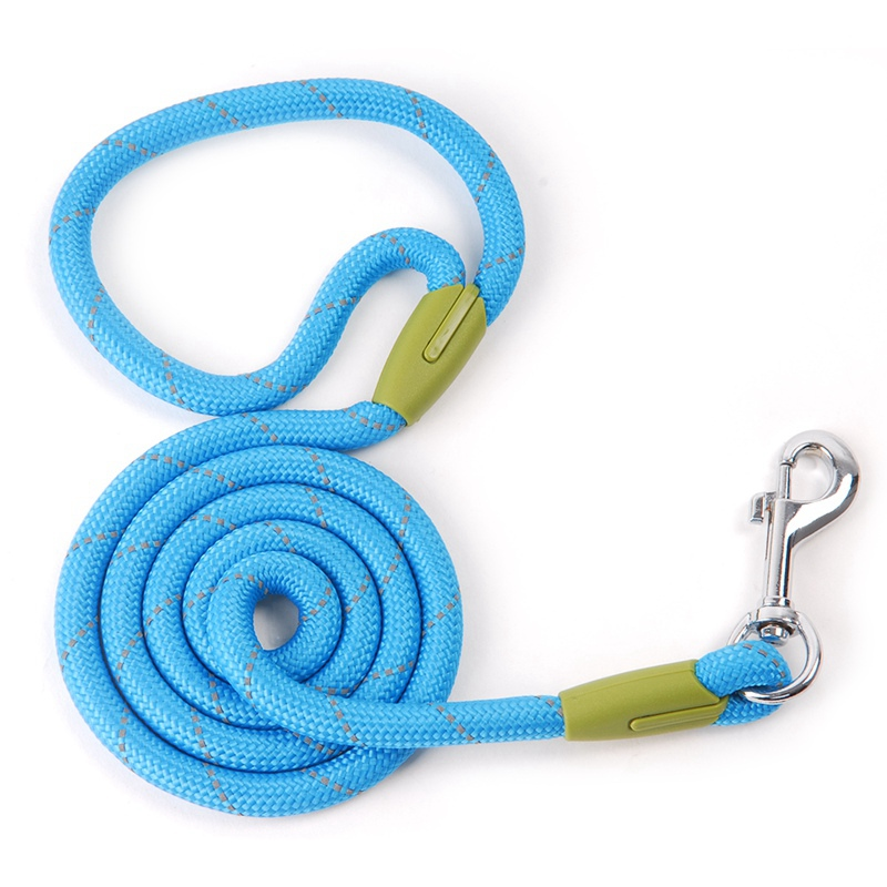 Dog Leashes For Small Large Dogs Leash Pet Products Reflective Dog-Leash Rope Dogs Lead Cat Collar Harness Nylon Running Leashes (9)