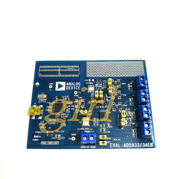 AD5934 development board / evaluation board / impedance measurement [official paragraph]