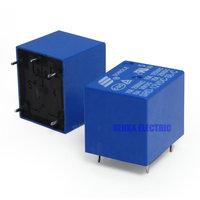 50 pcs/lot SRD-12VDC-SL-C SRD-24VDC-SL-C SRD-48VDC-SL-C 5-Pin T73 DC12V/DC24V/DC48V 10A 125 V AC PCB Relais de Puissance