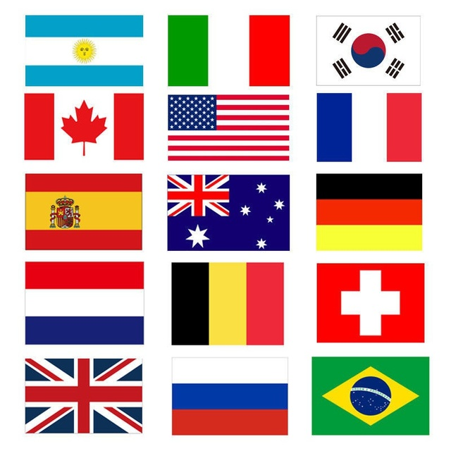 WORLD MAP in Different Countries - YouTube  Differnt Countries