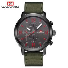 2020 военные наручные часы стильные дизайнерские для мужчин