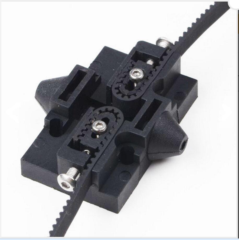 DuoWeiSi 3D Printer Parts M3 Delta Adjustable Pulley 3D