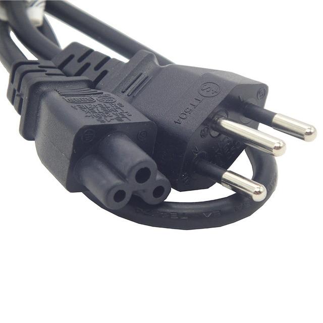 100% Brand New Original Universal 3 Prongs Switzerland Plug AC Power ...