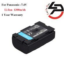 Новый 1300 мАч Высокое качество замена Батареи для камеры для Panasonic cgr-d08 cgr-d08a cgr-d08a/1B cgr-d08r cgr-d08s cgr-d08se/1B
