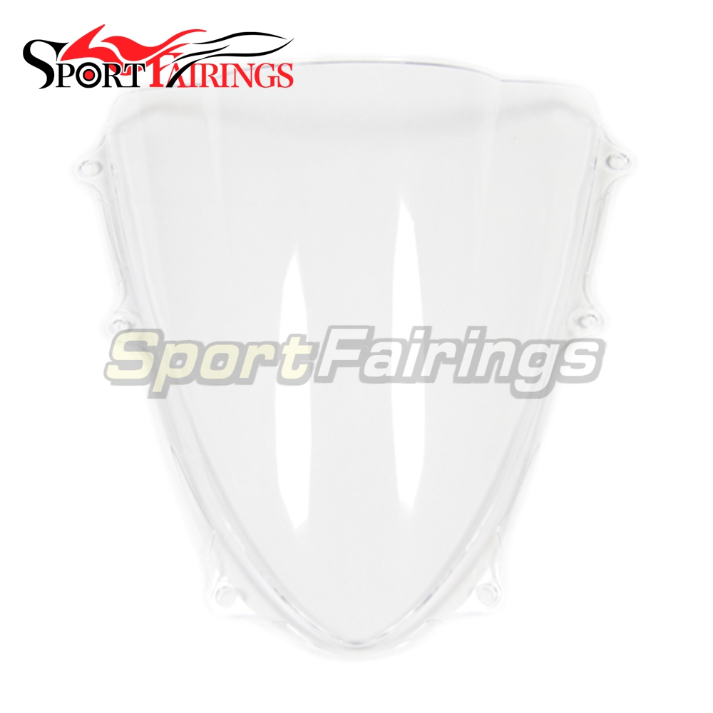 Cool Us 23 91 8 Off Motorcycle Parts Abs Plastics Double Bubble Fairing Part Clear Blue Black Windshield For Suzuki Gsxr 1000 K9 09 11 Windscreen In Beatyapartments Chair Design Images Beatyapartmentscom
