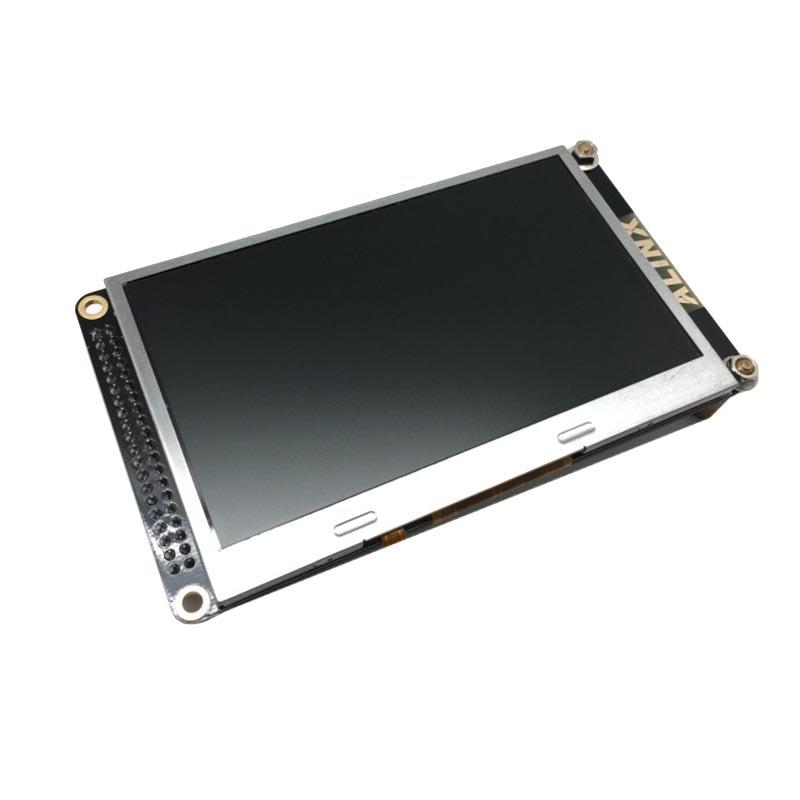 Xilinx Spartan 6 FPGA Development Board Kit includes FPGA spartan 6 development board AD/DA module and 4.3 inch TFT LCD XL011