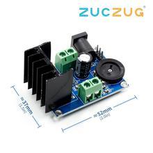 Di alta Qualità Amplificatore di Potenza Audio DC 6 a 18V TDA7297 Modulo Doppio Canale 10 50W