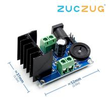 Hoge Kwaliteit Audio Eindversterker Dc 6 Tot 18V TDA7297 Module Dubbele Kanaals 10 50W