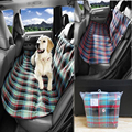 Dongzhen Auto Car Pet Cover Waterproof Puppy Safety Mat Hammock Protector Rear Back Pet Dog Car Mat Seat Cover Car-Styling
