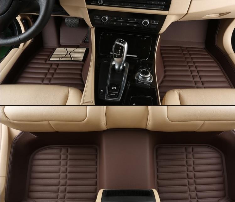 Good Quality Special Car Floor Mats For Honda Accord 2013