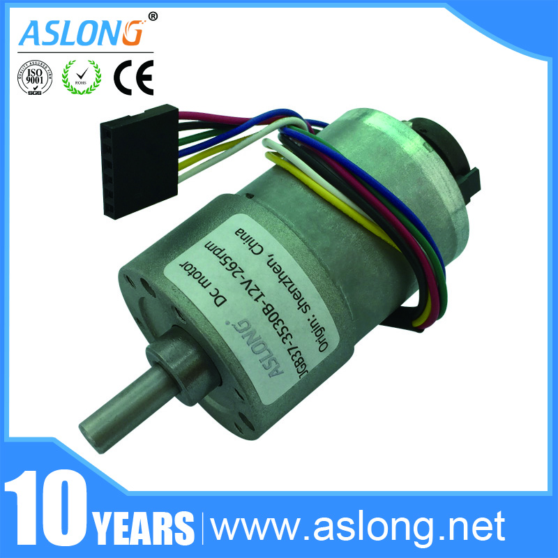 Wholesale jgb37 3530b 12v gear motor reversed with for Measuring electric motor torque
