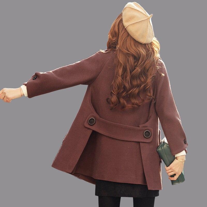 picture Picture Moralité Hiver De Manteau Vestes Automne Coréenne 2018 Nouvelles Épais Haut Cultiver Color Laine Color Tempérament Femmes Gamme Sa Édition gCHTwTq