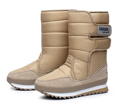 2014-new-Boots-high-leg-boots-platform-women-snow-shoes-waterproof-boots-snow-boots-Hot-sale (2)