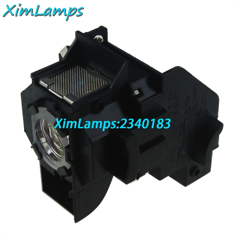 XIM Hot Item Projector Lamp ELPLP44/V13H010L44 with Housing for Epson EH-DM2 EMP-DE1 MovieMate 50 MovieMate 55 free shipping brand new elplp44 projector bulb with housing for emp dm1 dm2 eh dm2 moviemate 50 projectors 3pcs lot