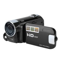 Portable Size TFT LCD HD 720P Video Camera Digital Videocamera 16x Zoom DV Travel HD Video Recording Camera