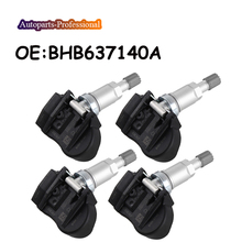 4 pcs/lot BHB637140A For Mazda 2 3 5 6 CX 5 CX5 CX 6 CX6 CX 9 CX9 MX 5 Artz TPMS Tire Pressure Sensor 433MHZ Car