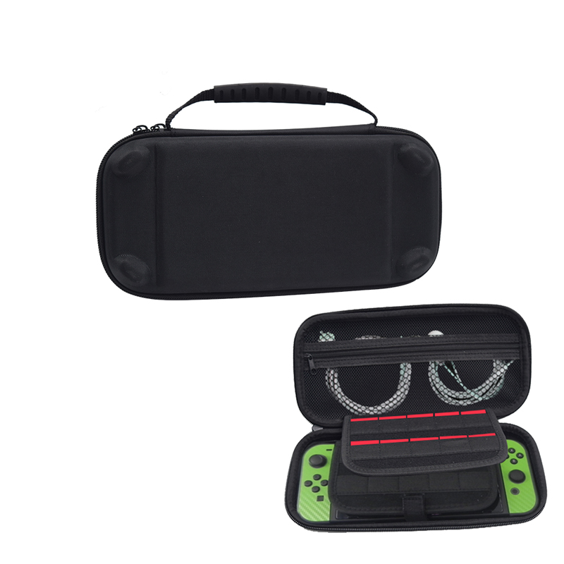 Portable Case for Nintend Switch Console EVA Carrying Gaming Storage Bag Hard Pouch for Nitendo Switch NS Console Accessories