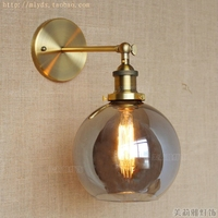 American Retro Loft Style Industrial Wall Light Fixtures Wandlampen Vintage Edison Wall Sconce Lampen Apliques LED  Pared|apliques led pared|edison wall sconce|wall sconce -