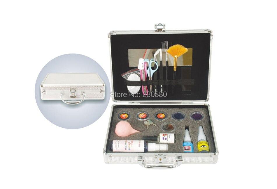 ФОТО Professional eyelash extension kit/eyelash extension set/ make up case
