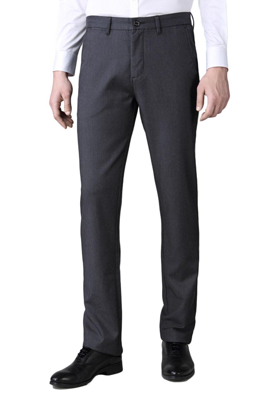 Для мужчин Костюмы штаны для свадьбы Для Мужчинs Брюки узкие Straight Fit Work Мотобрюки Брюки для девочек повседневные штаны Ankle Pant дизайнеры P31