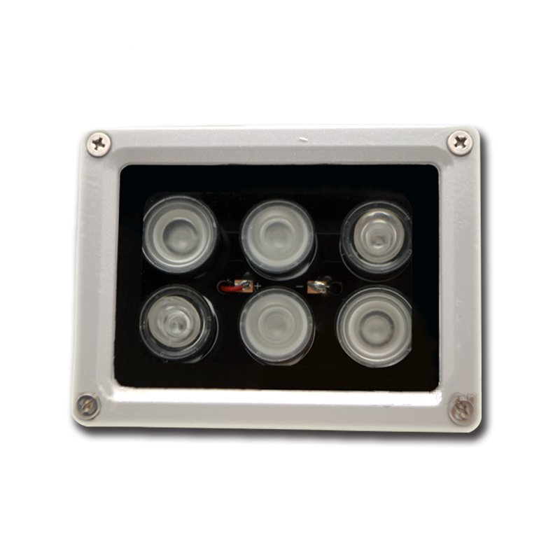 ФОТО Infrared monitoring network security monitoring camera camera lights 50 meters and auxiliary lamp factory outlets