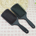 New Women Spa Hair brush Combs Professional Healthy Paddle Cushion Hair Brush Quality Hair Massage Combs VH095