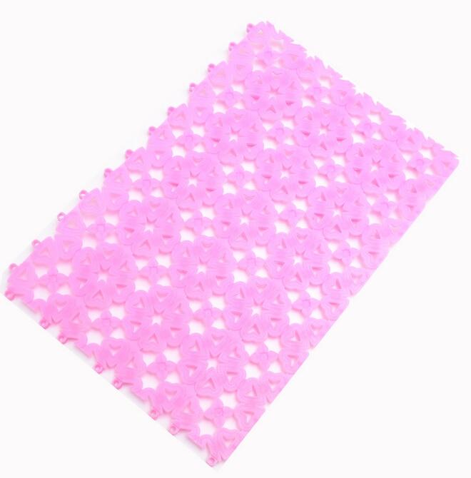 Neue kunststoff gummi rutschfeste dusche bad massage matte mosaik - Haushaltswaren - Foto 5