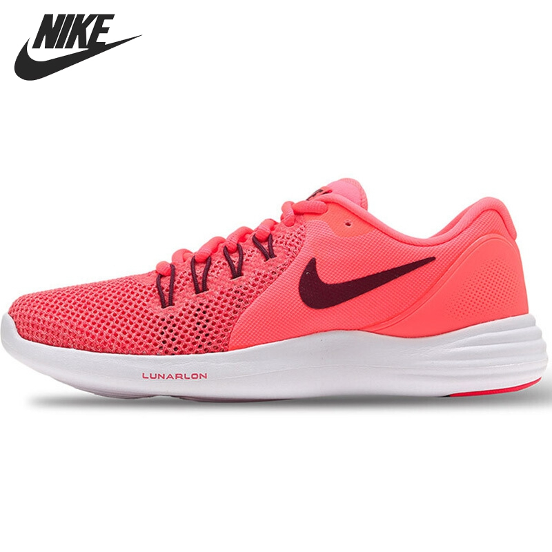Original New Arrival NIKE LUNAR APPARENT Women's Running Shoes Sneakers official new arrival original nike lunar tempo 2 men s light running shoes sneakers