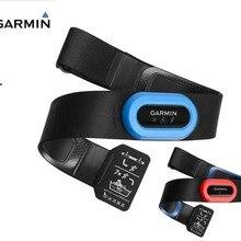 Garmin HRM Tri пульсометр ремень для бега 4,0 для плавания, бега, велосипеда, велокомпьютера, gps Edge HRM4-Run сердечная лента