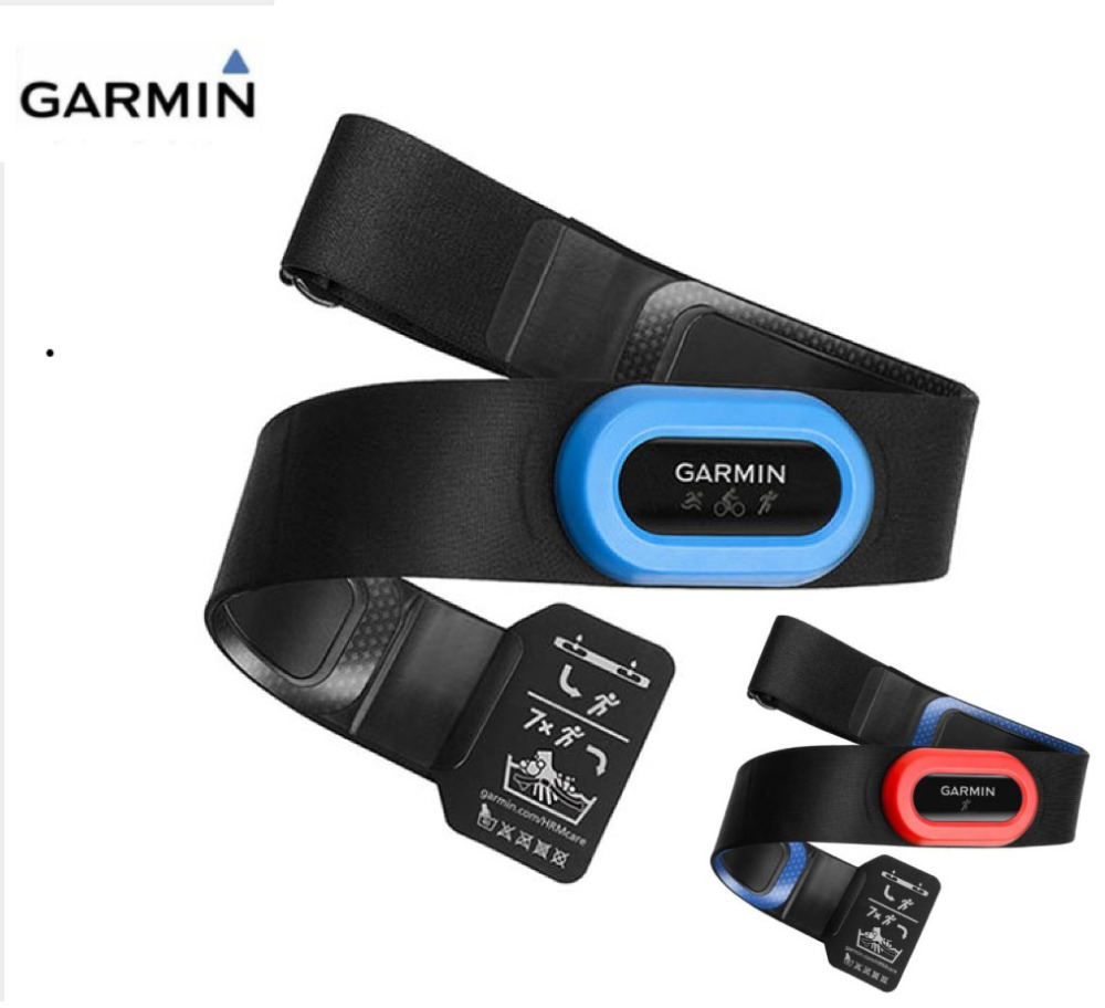 Garmin HRM Tri Heart Rate Monitor Strap HRM Run 4.0 Heart Rate Swimming Running Cycling Computer Garmin Edge HRM4-Run Efenix garmin hrm tri heart rate transmitter and strap for swimming running cycling