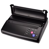 Professional Tattoo Transfer Machine Printer Drawing Thermal Stencil Maker Copier For Tattoo Transfer Paper DHL Free