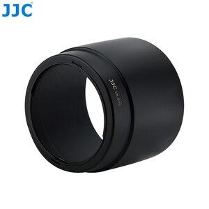 Image 4 - JJC DSLR 카메라 렌즈 후드 그늘 보호대 캐논 EF 100 400mm f/4.5 5.6L IS USM 렌즈 교체 캐논 ET 83C