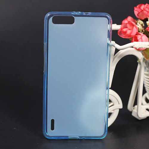 new concept 81d27 5f06a US $1.95 |For Huawei Honor 6 Plus 6X Silicone Case Cover Colored  Transparent Soft TPU case For Huawei Honor 6 Plus 6X Phone Cover Sheer on  ...
