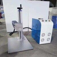 20W fiber laser marking machine split portable fiber laser marker