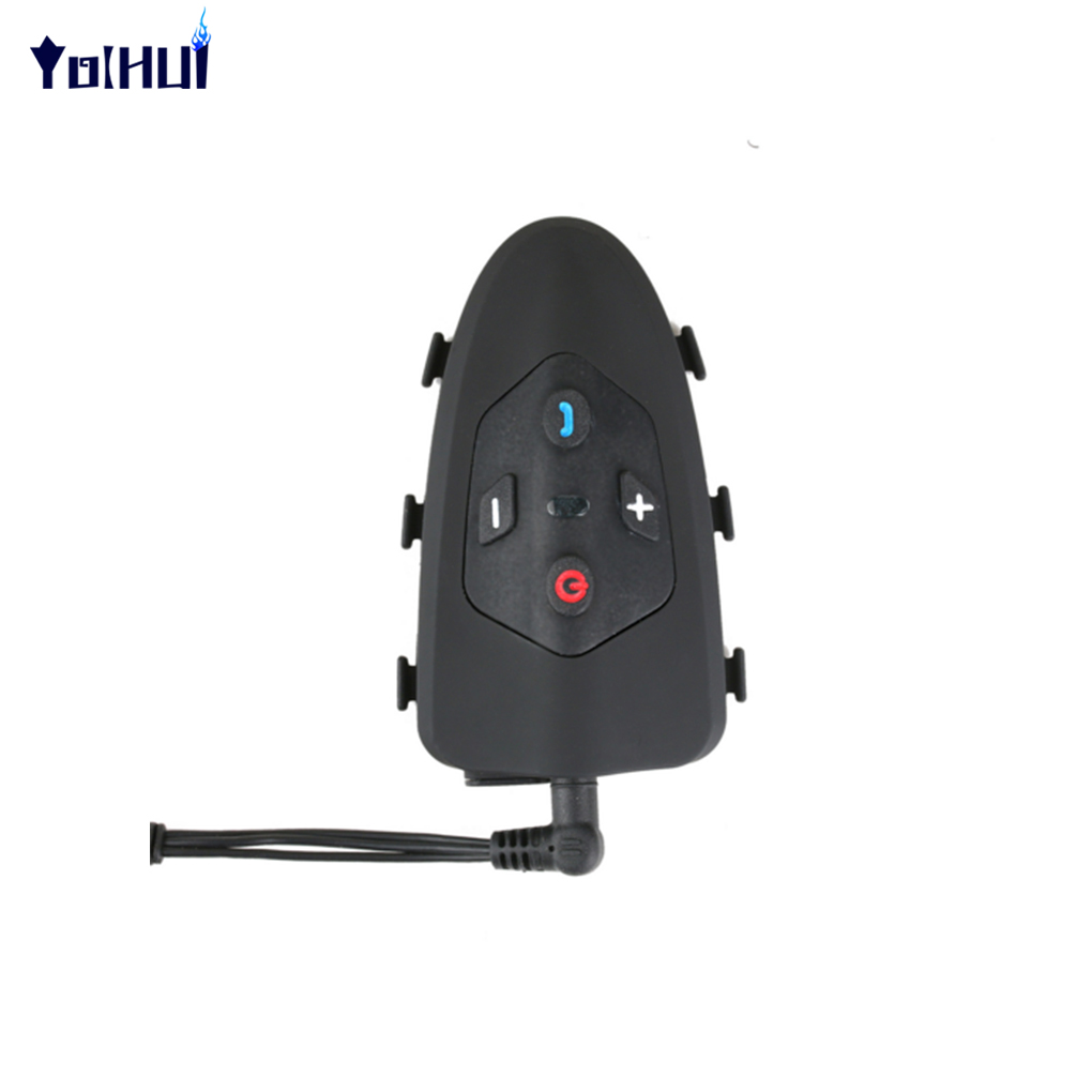 1200m Long Distance Talk Walkie Talkie Bluetooth Motorcycle Bike Helmet Headset Two Way 12 Hours Talk Time набор салатников pasabahce arte цвет прозрачный серый 12 х 16 см 8 предметов