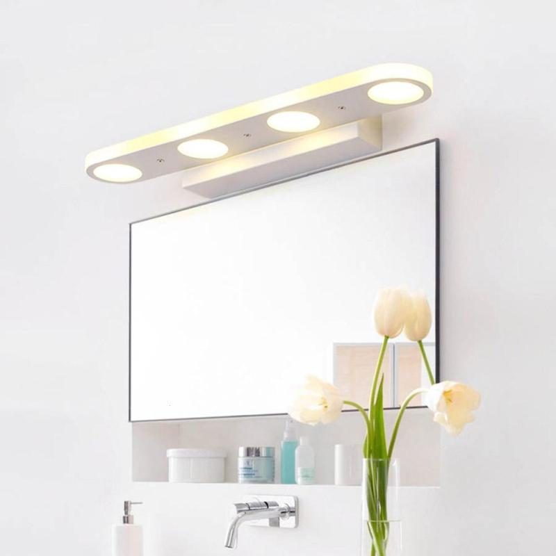 LED Wall Lamp Wall Light Up Down 12W LED Mirror Front Wall Lights Dresser Modern Dresser Brief Bathroom mini dresser make up tank mirror small dresser
