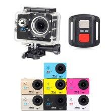 H16R 4K Action Camera wifi Ultra HD Mini Cam go underwater W